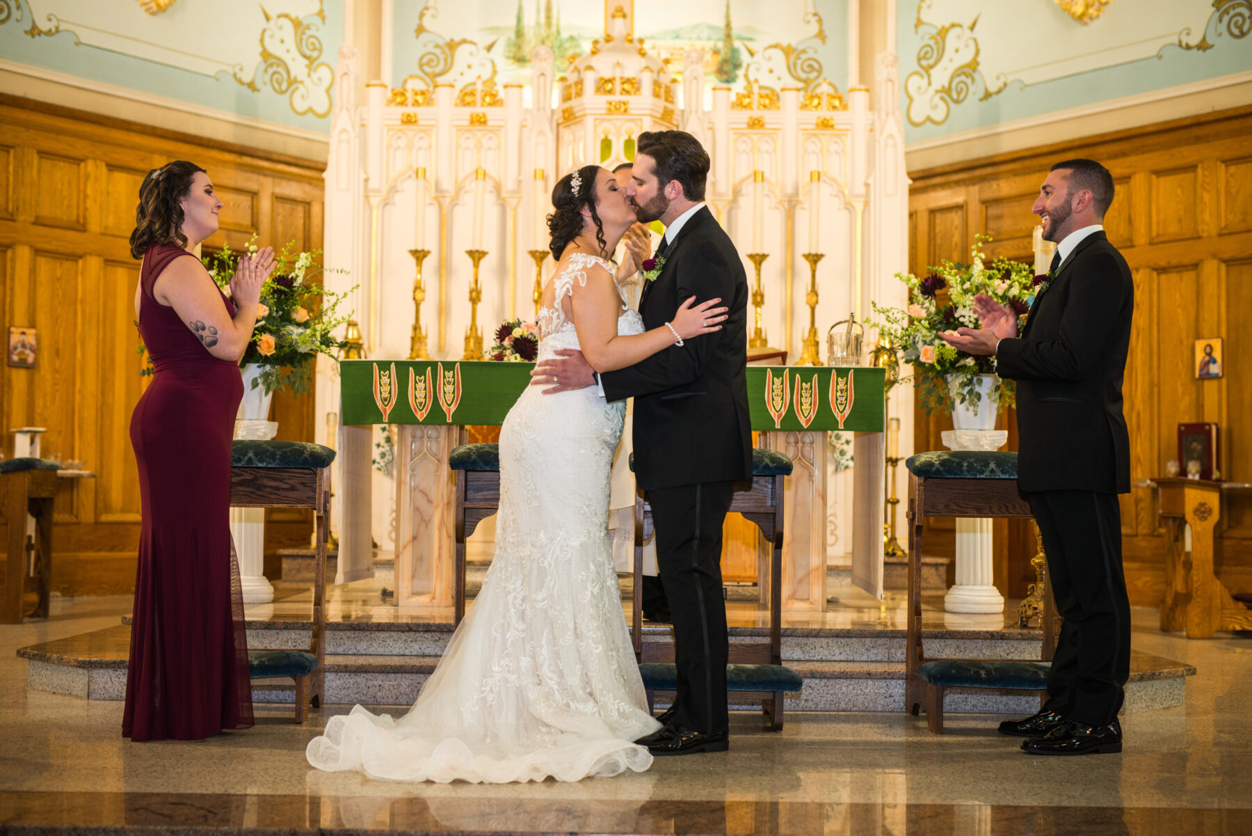 Rhodes on the Pawtuxet Cranston Wedding Carolyn and Tony Blueflash Photography 9