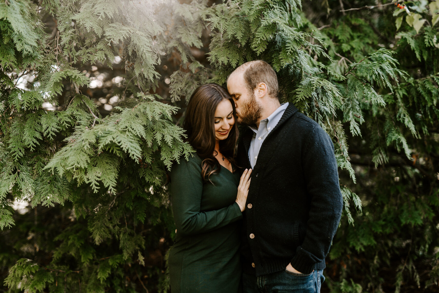 Roger Williams Park Providence Engagement Erica and Brian Blueflash Photography 3