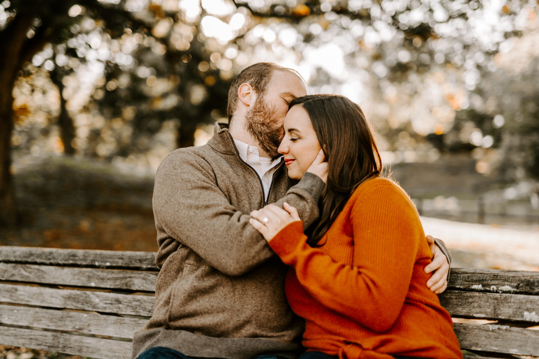 Roger Williams Park Providence Engagement Erica and Brian Blueflash Photography 7