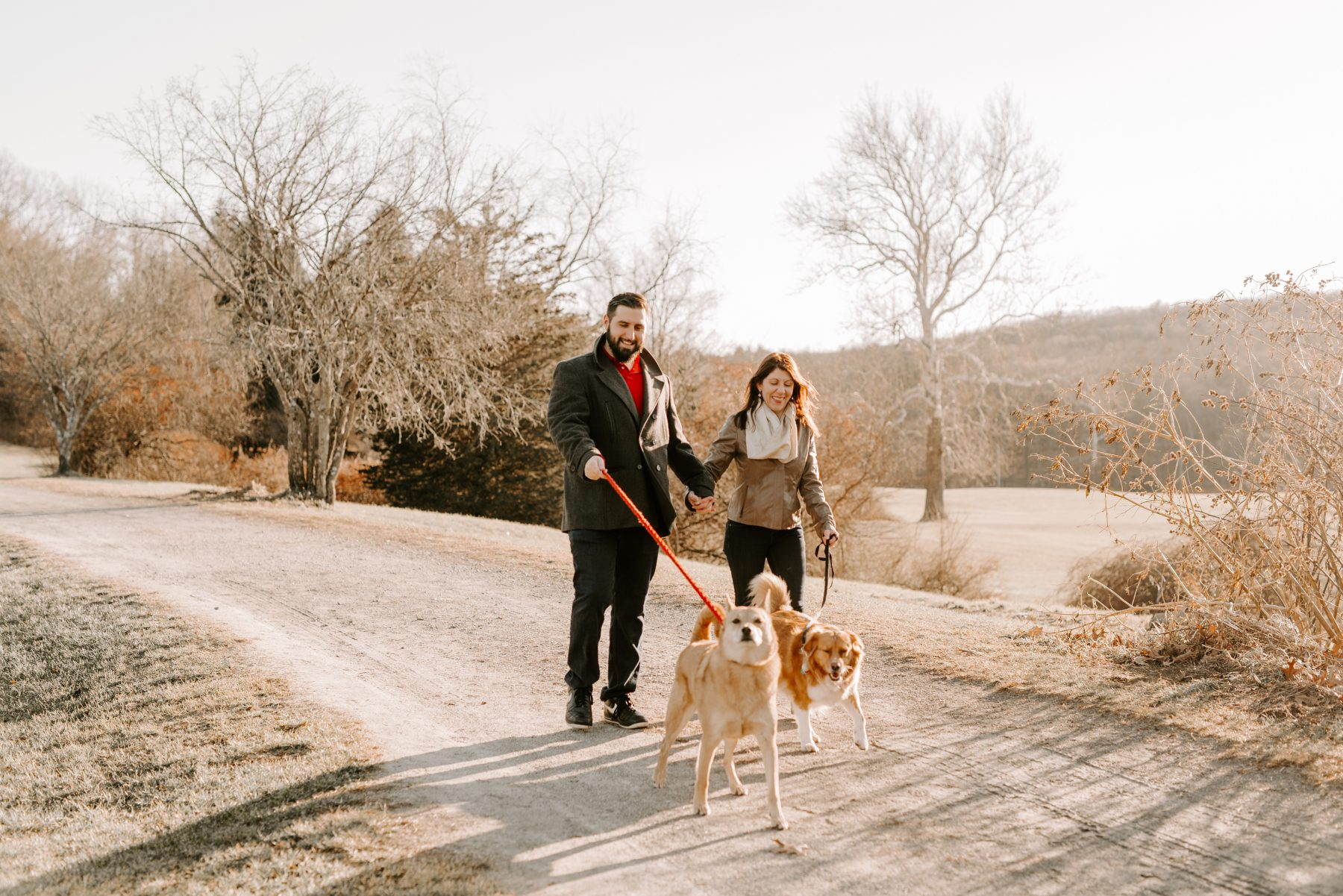 Chase Farm Lincoln Engagement Liz and Mike Blueflash Photography 4