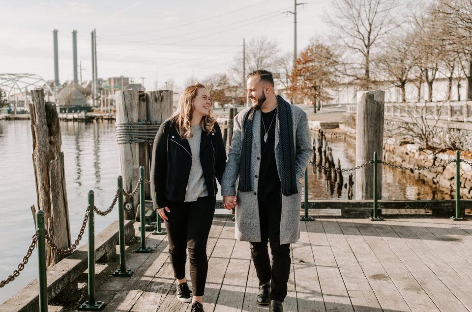 Tori and Dennis | India Point Park Proposal