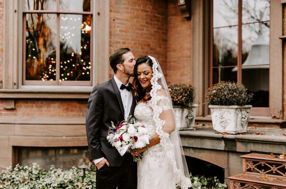 Michaela and PJ | Providence G Wedding