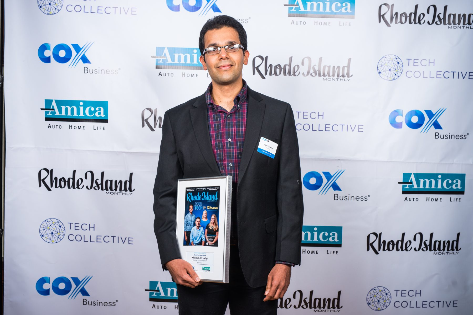 Rhode Island Monthly Tech10 Awards Roger Williams Casino Blueflash Photography 10