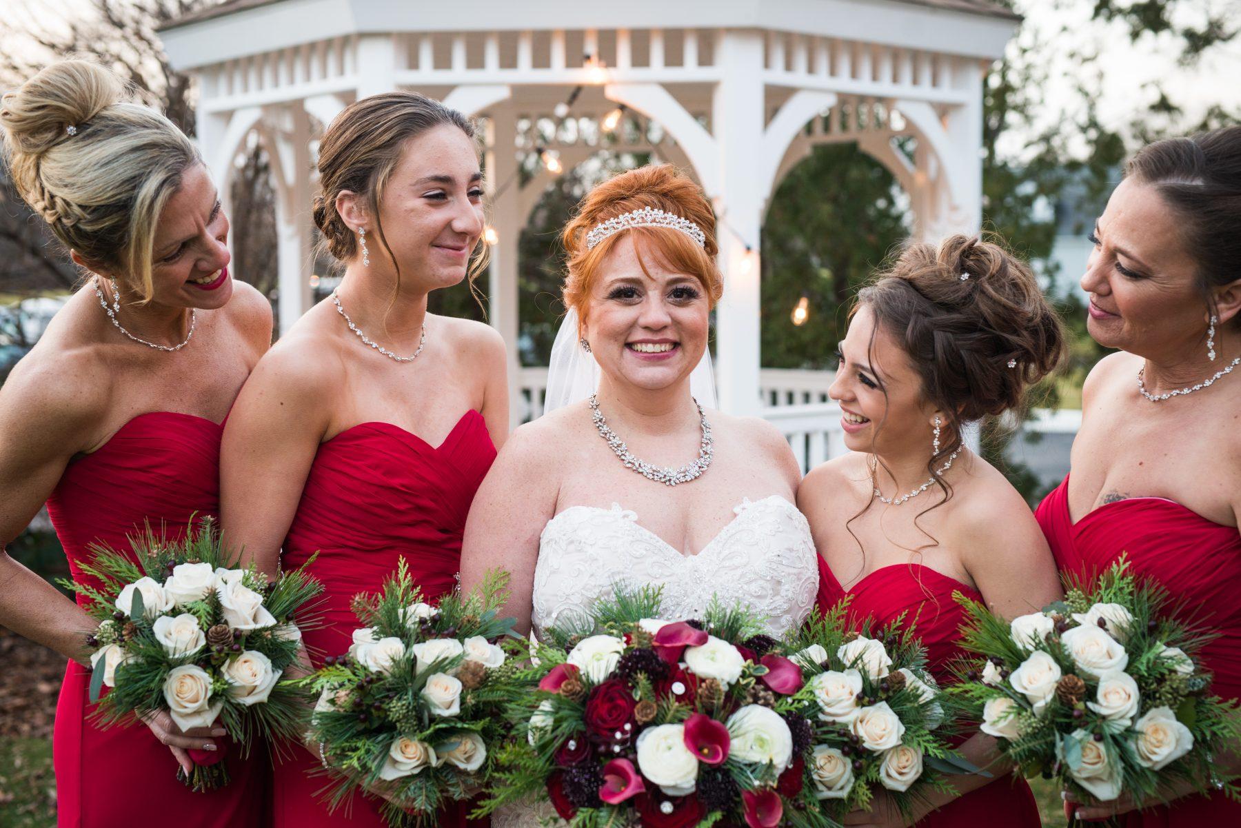 Wannamoisett Country Club Rumford Wedding Jennifer and Antonio Blueflash Photography 15