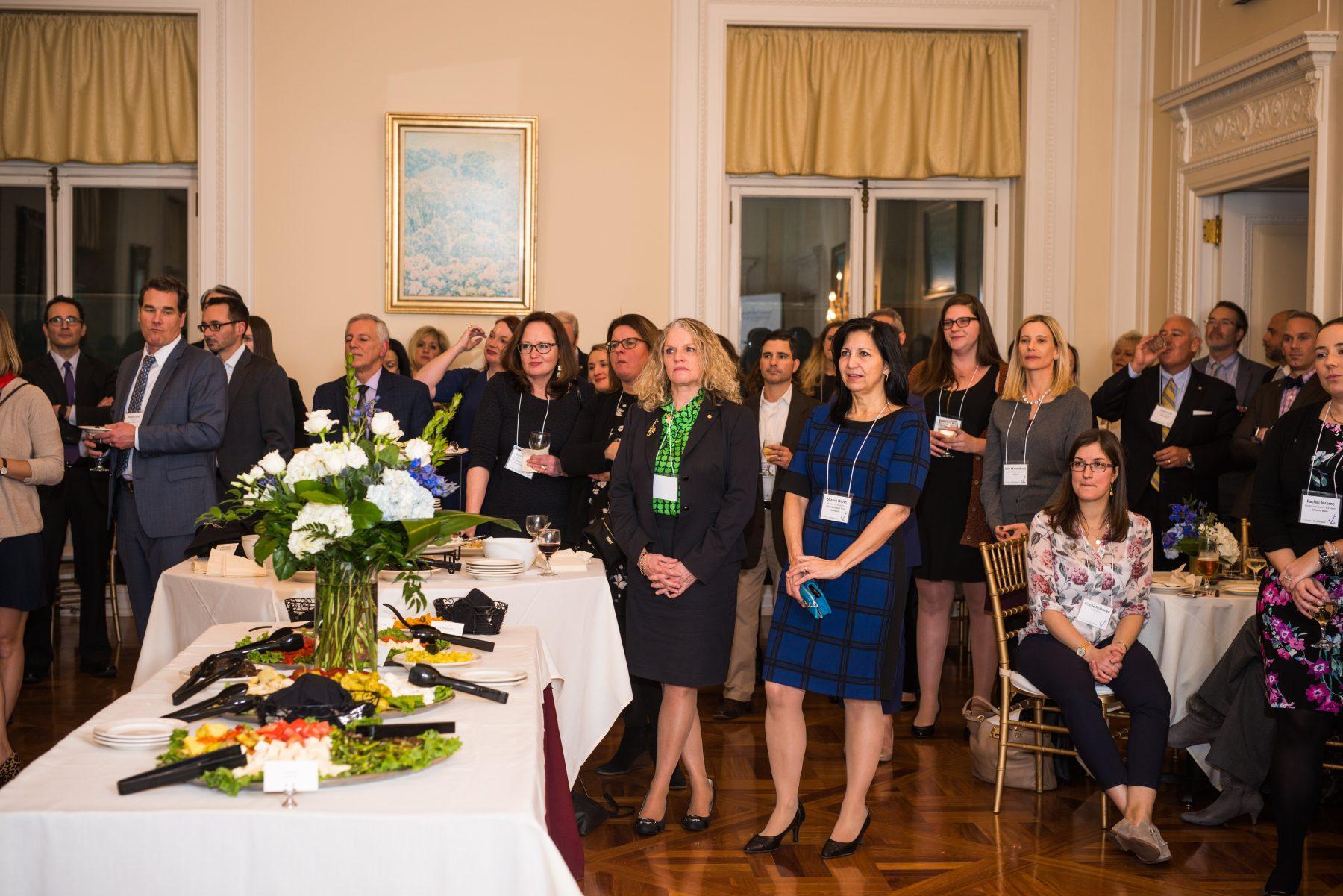 Aldrich Mansion Warwick RI Monthly 2019 Common Good Awards Blueflash Photography 9