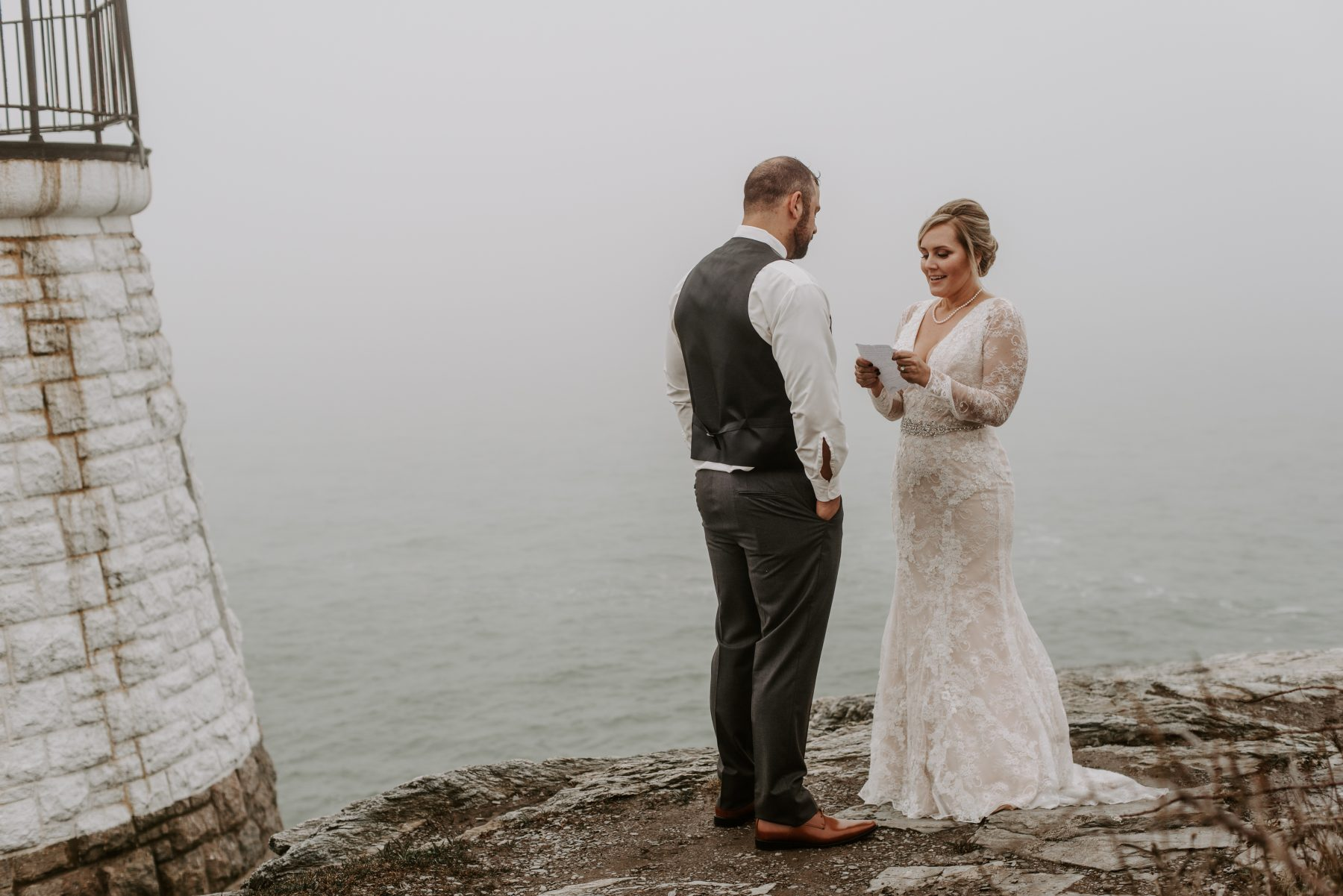 Castle Hill Newport Elopement Lorrie and Ed Blueflash Photography 15