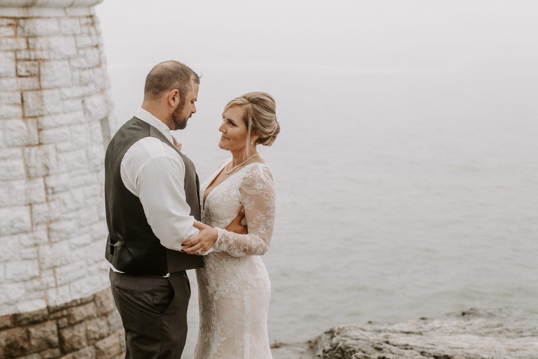 Castle Hill Newport Elopement Lorrie and Ed Blueflash Photography 19
