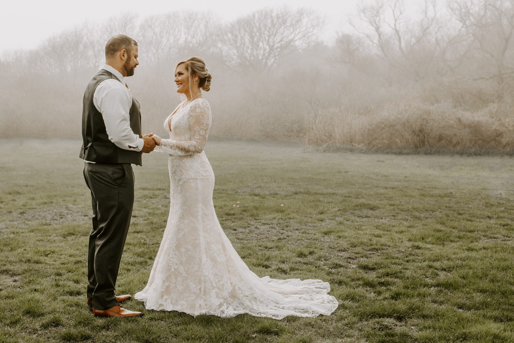 Castle Hill Newport Elopement Lorrie and Ed Blueflash Photography 5