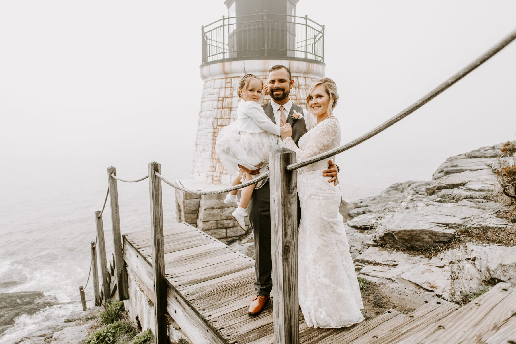 Castle Hill Newport Elopement Lorrie and Ed Blueflash Photography 9
