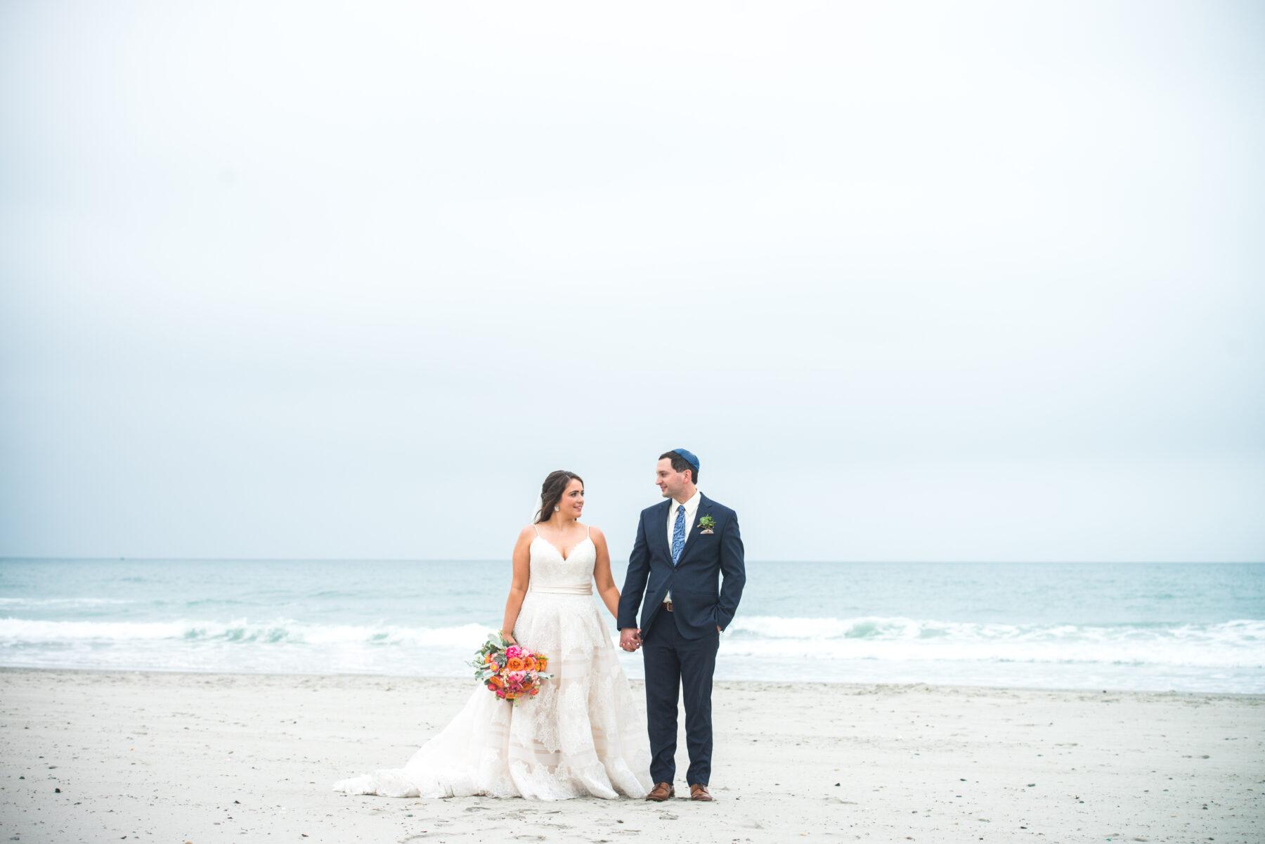 North Beach Club House Wedding Shannon and Brian Blueflash Photography 21