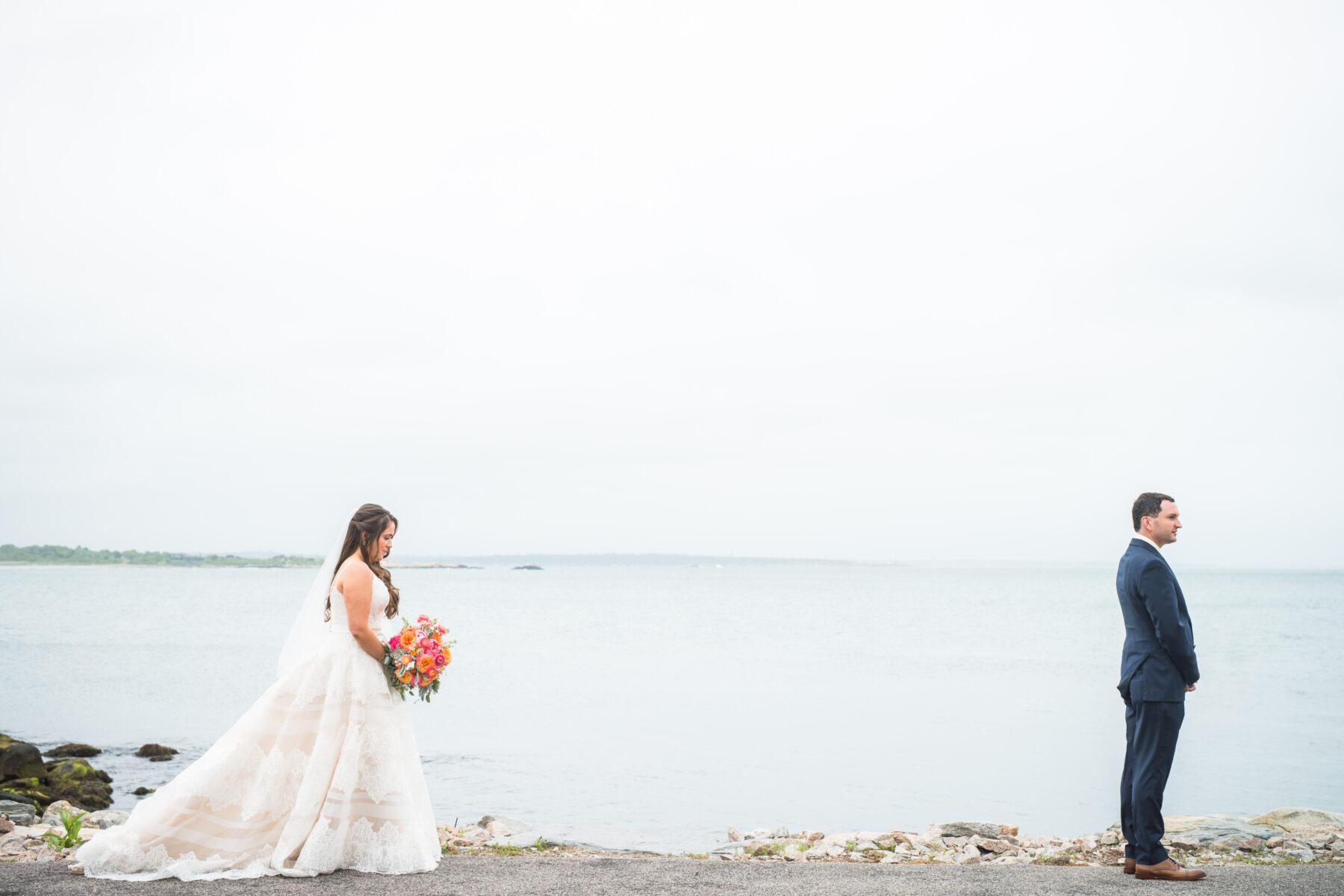 North Beach Club House Wedding Shannon and Brian Blueflash Photography 3