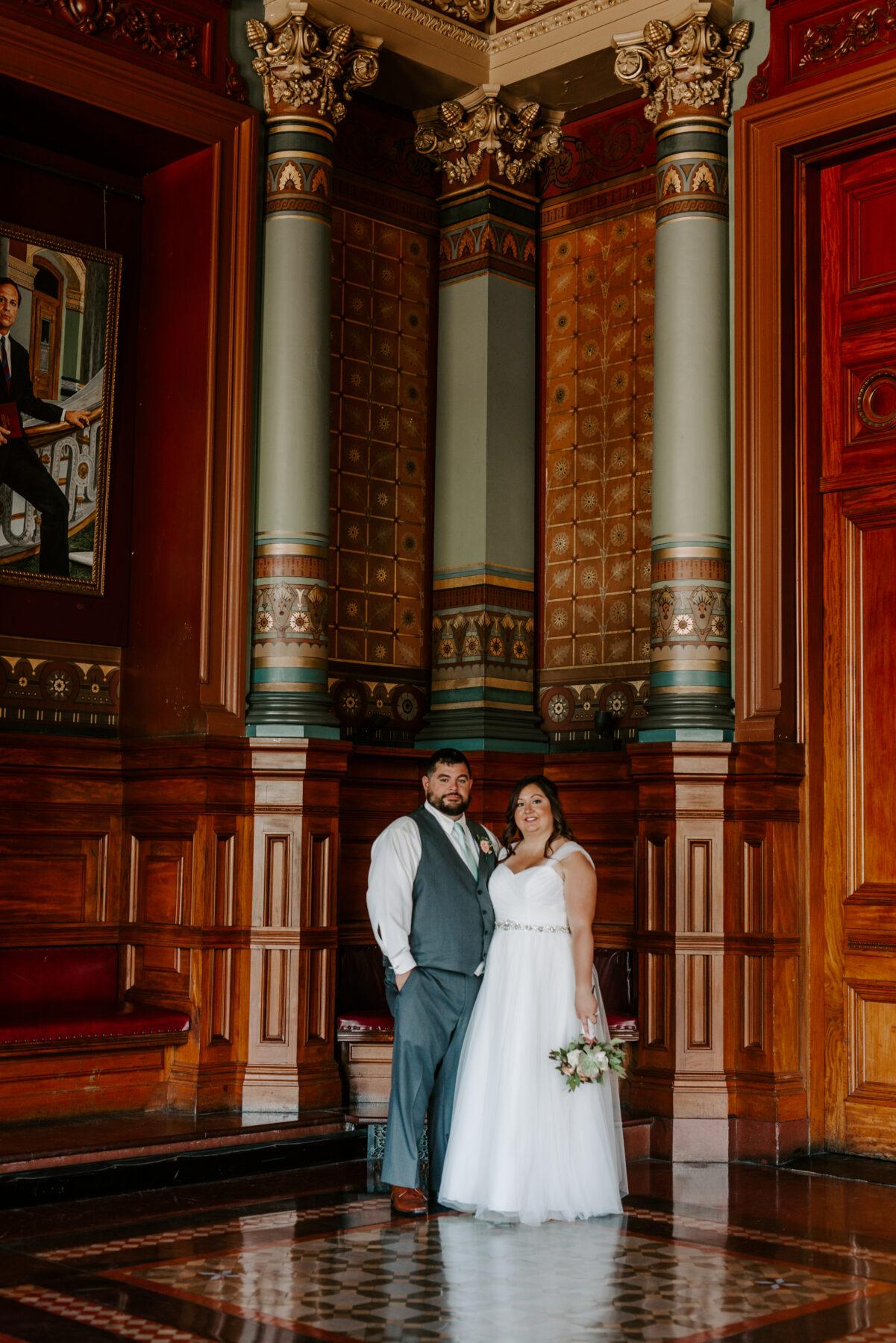 Providence City Hall Wedding Kerri and Billy Blueflash Photography 11