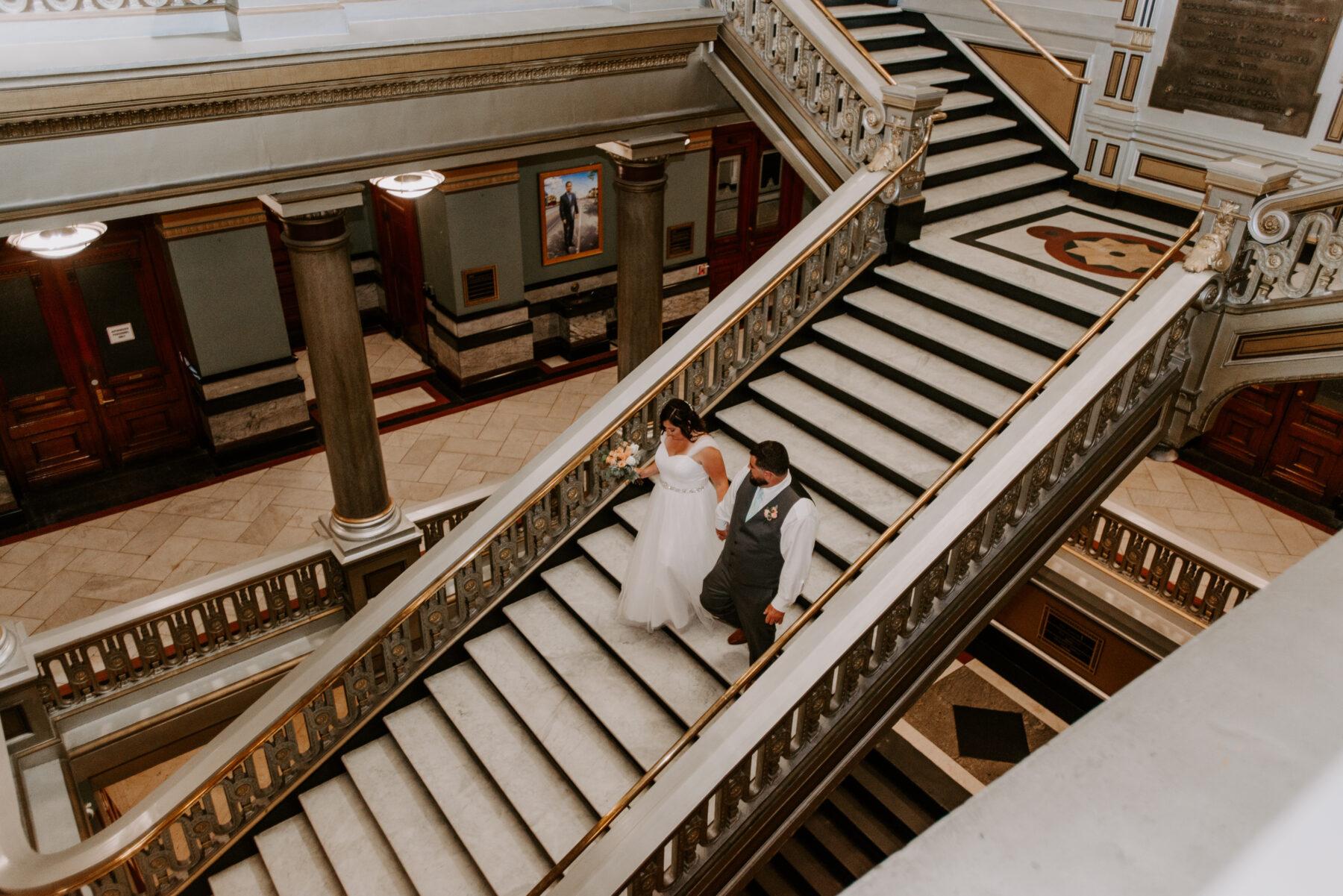 Providence City Hall Wedding Kerri and Billy Blueflash Photography 14