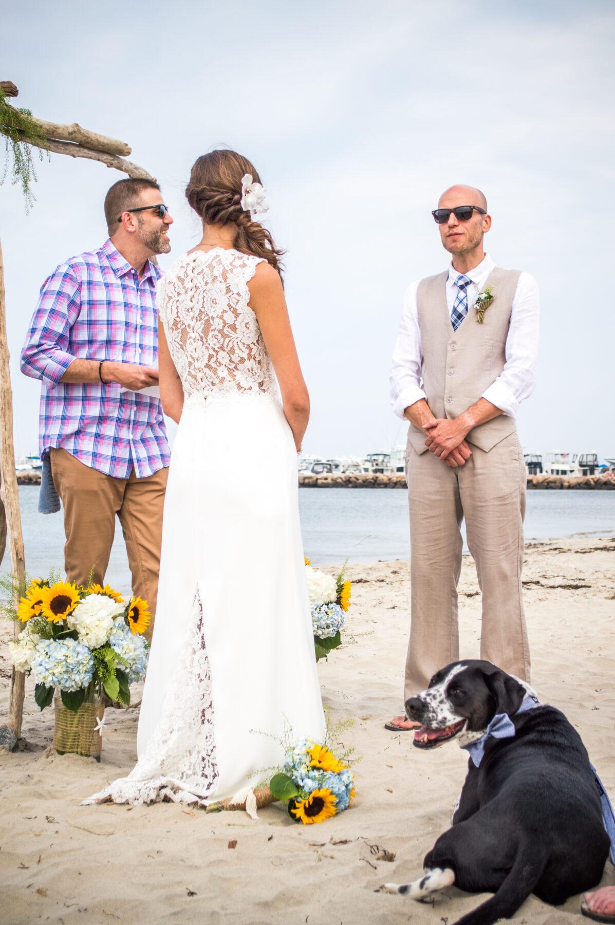 Block Island Wedding Whitney and Brennan Blueflash Photography 1