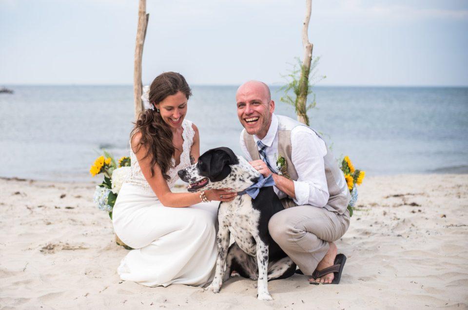 Whitney and Brennan | Block Island Wedding