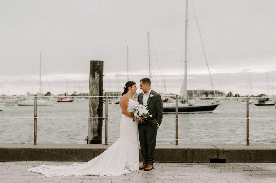 Lisa and Keith | Bohlin Newport Wedding
