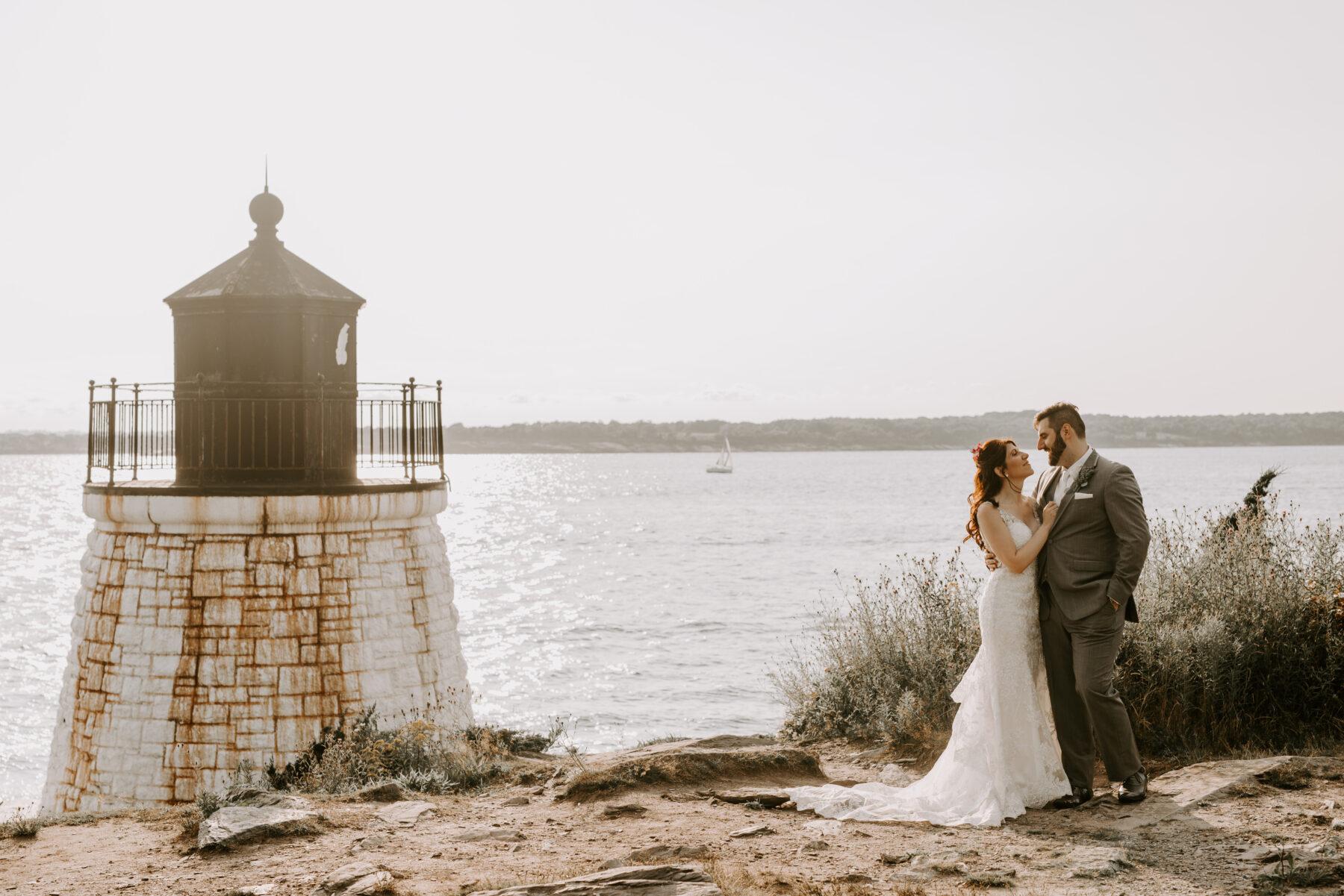 Castle Hill Newport Wedding Liz and Mike Blueflash Photography 4