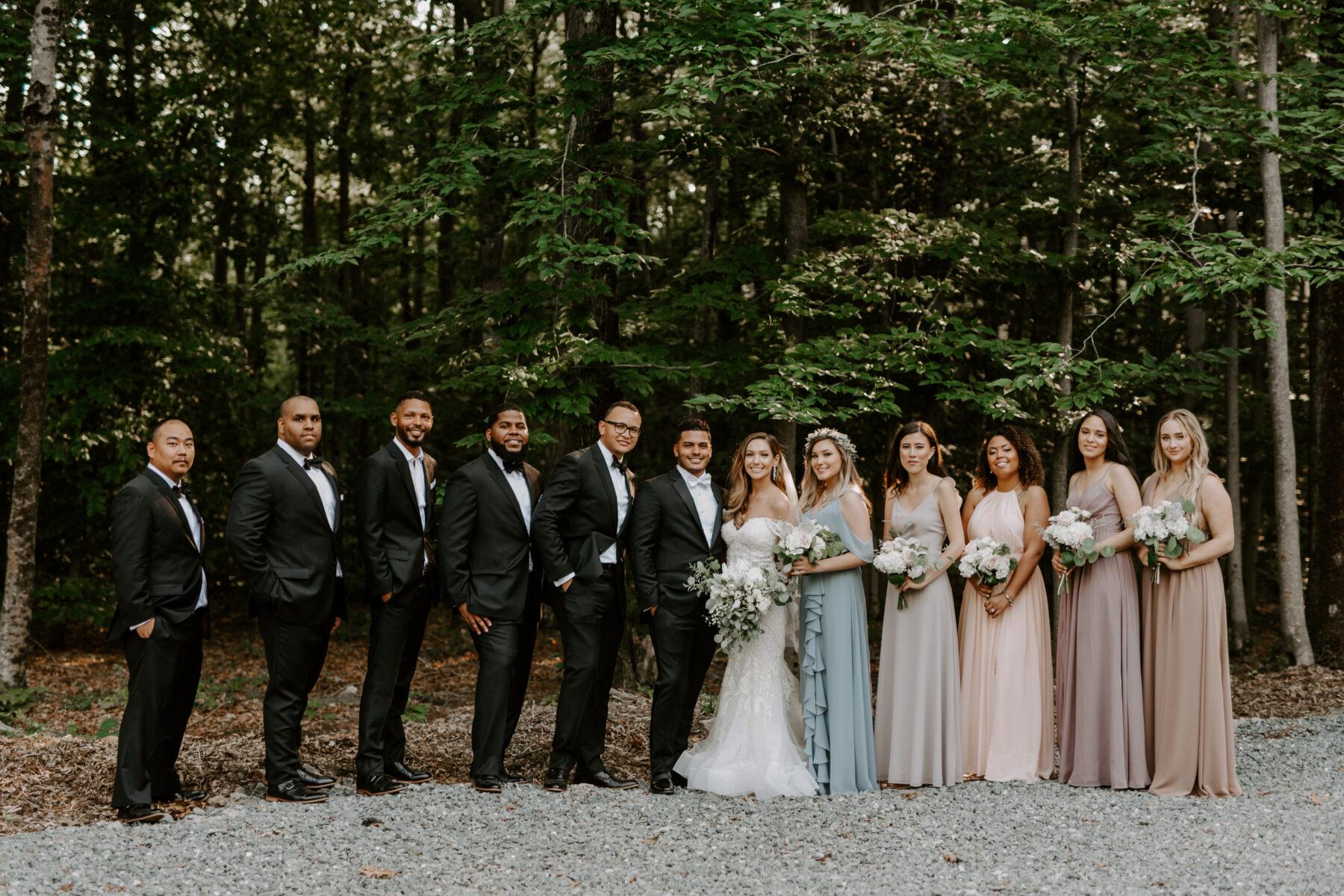 Five Bridge Inn Rehoboth Wedding Katie and Enrique Blueflash Photography 12