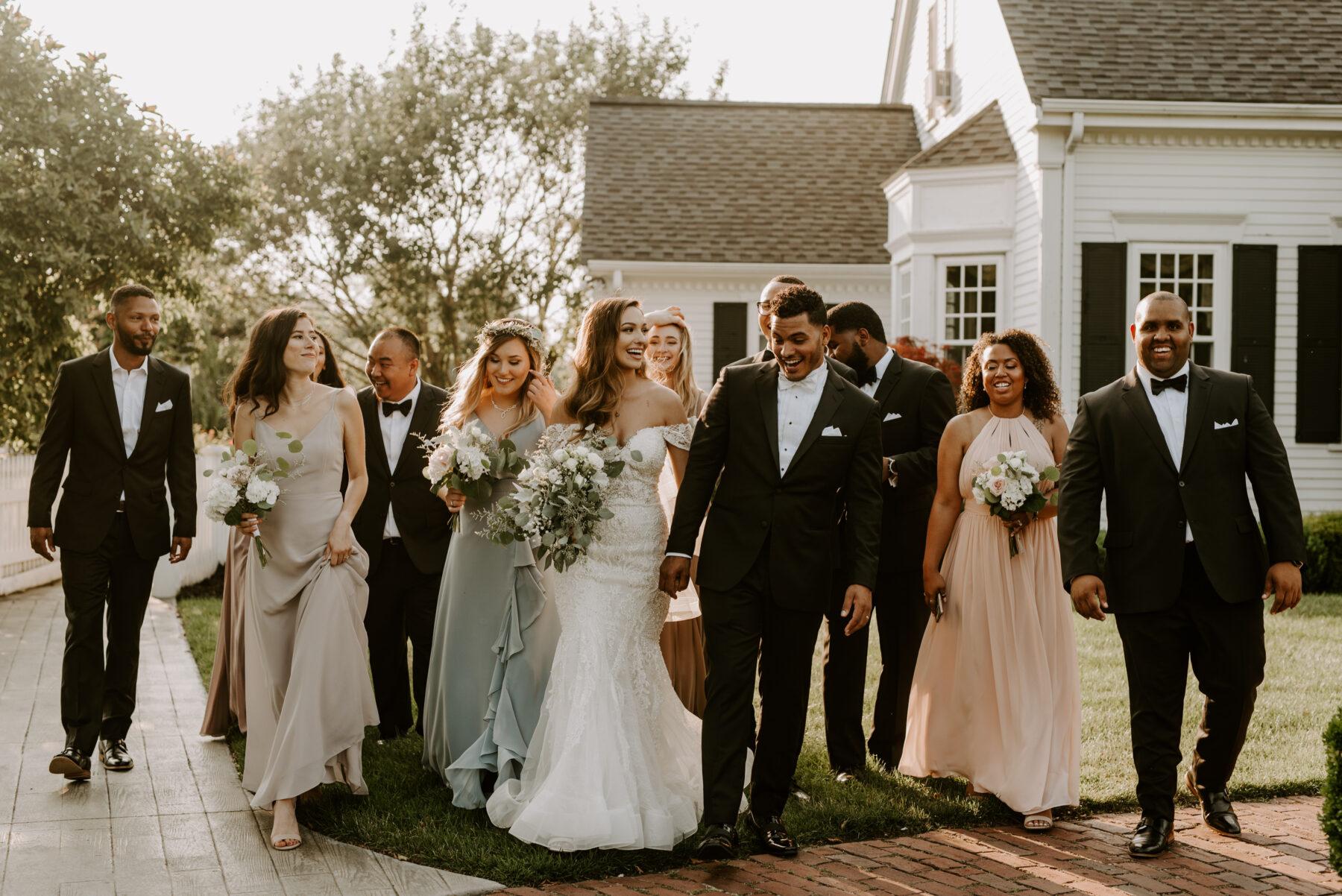 Five Bridge Inn Rehoboth Wedding Katie and Enrique Blueflash Photography 9
