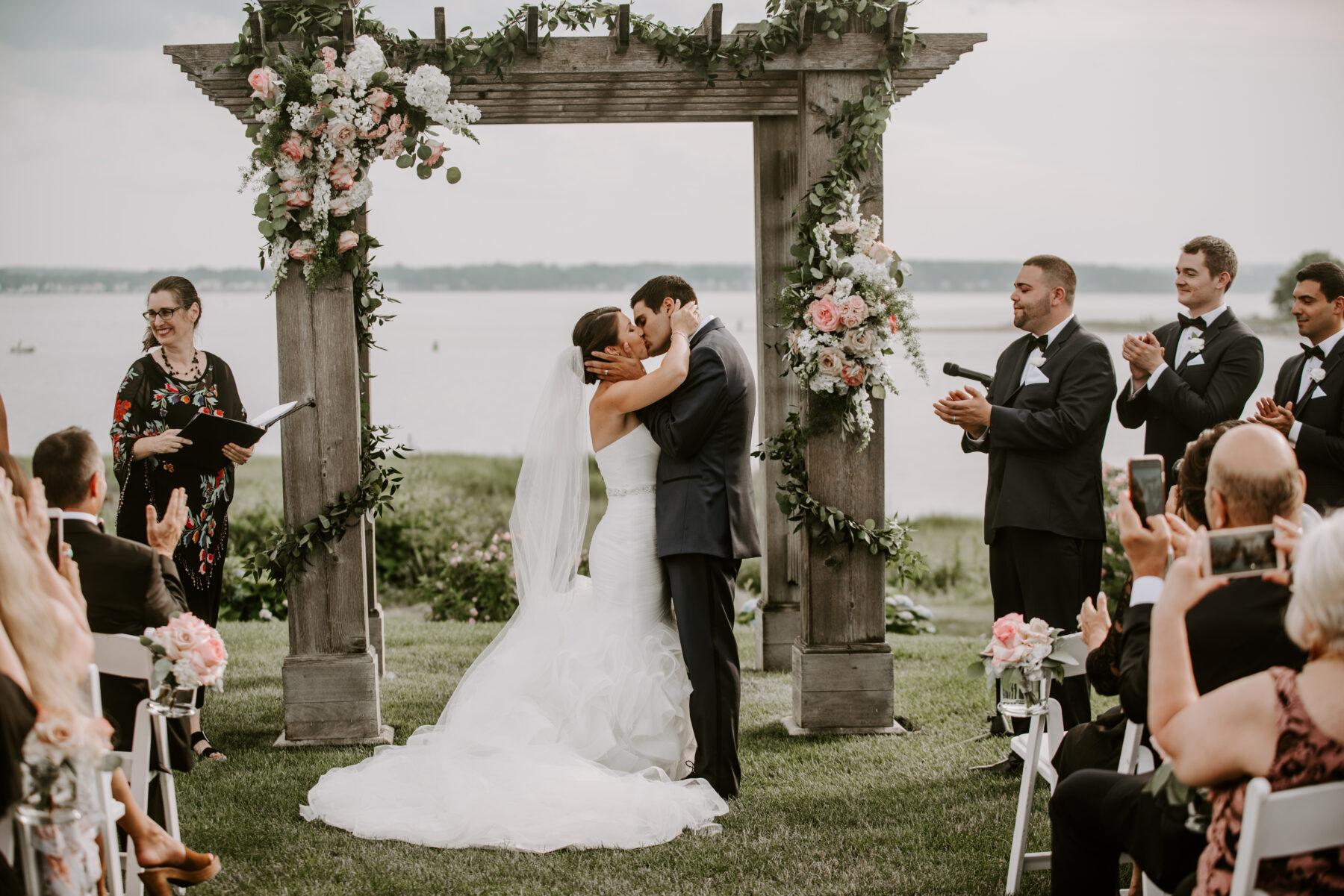 Harbor Lights Warwick Wedding Katherine and Chris Blueflash Photography 17