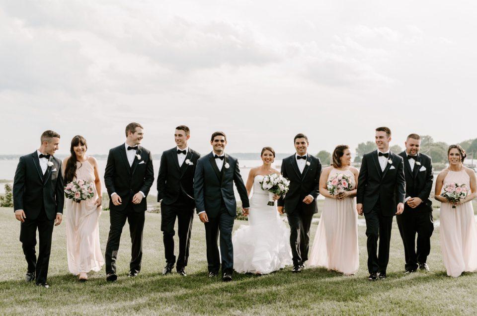 Katherine and Chris | Harbor Lights Warwick Wedding