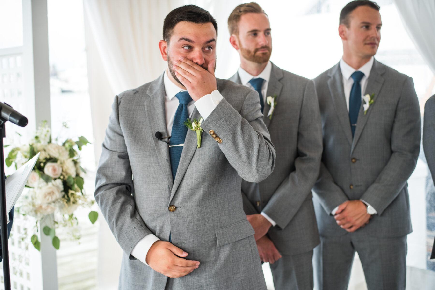 Regatta Place Newport Wedding Melissa and Dan Blueflash Photography 10