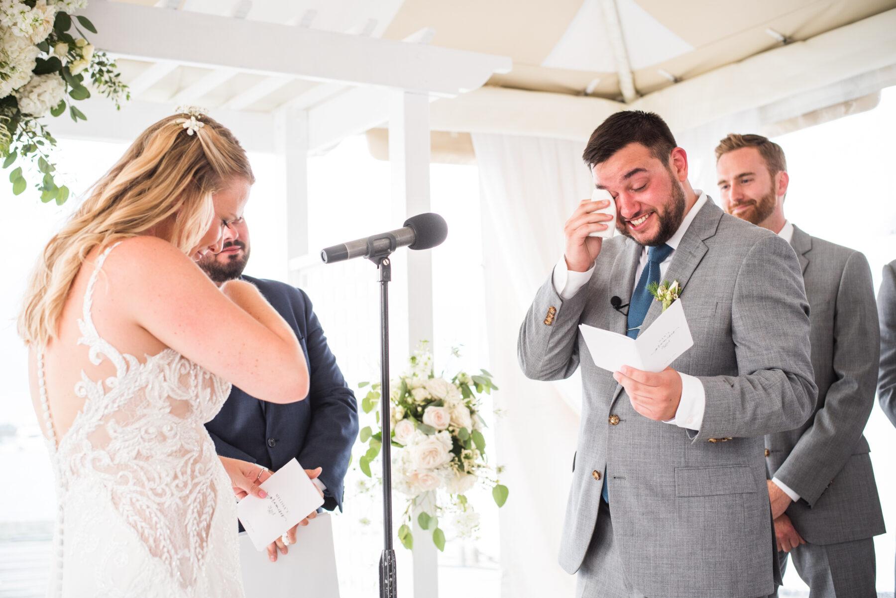 Regatta Place Newport Wedding Melissa and Dan Blueflash Photography 5