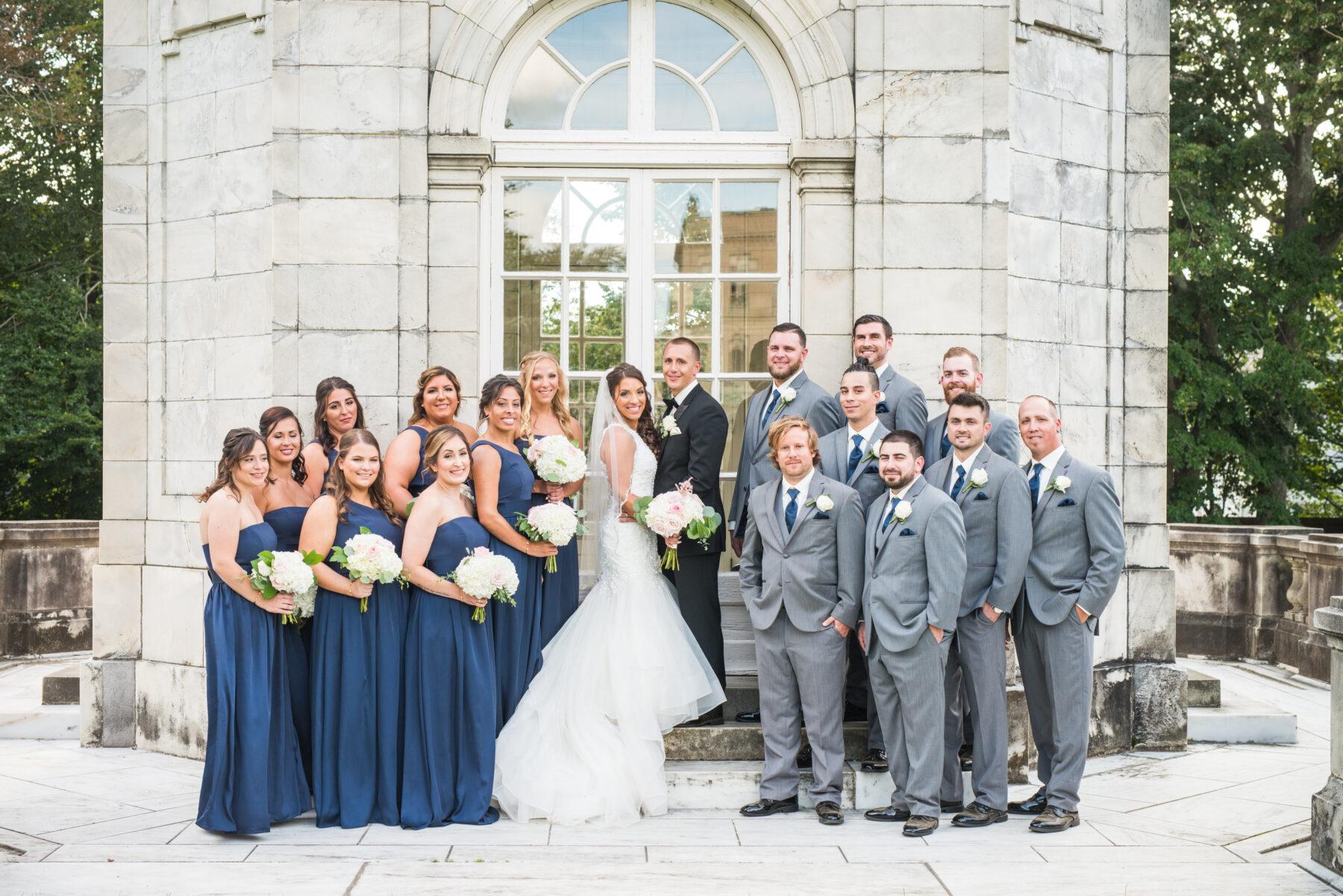 Atlantic Resort Newport Wedding Katie and Jason Blueflash Photography 10
