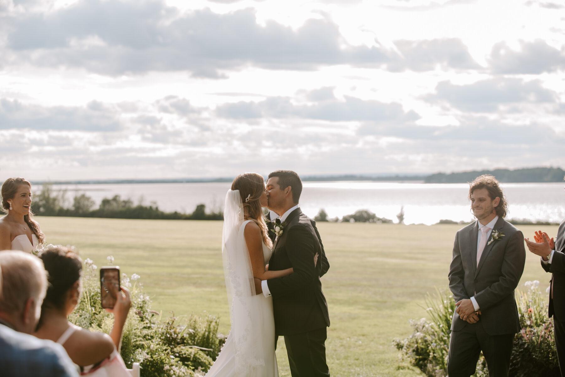 Blithewold Wedding Miranda and Nick Blueflash Photography 1
