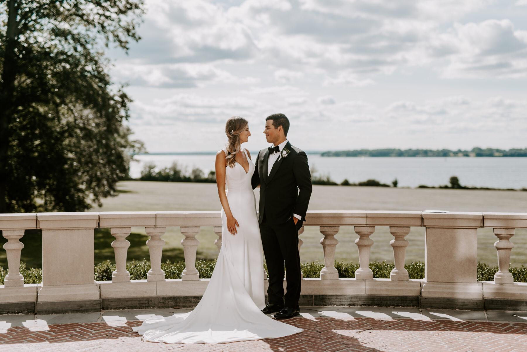 Blithewold Wedding Miranda and Nick Blueflash Photography 20