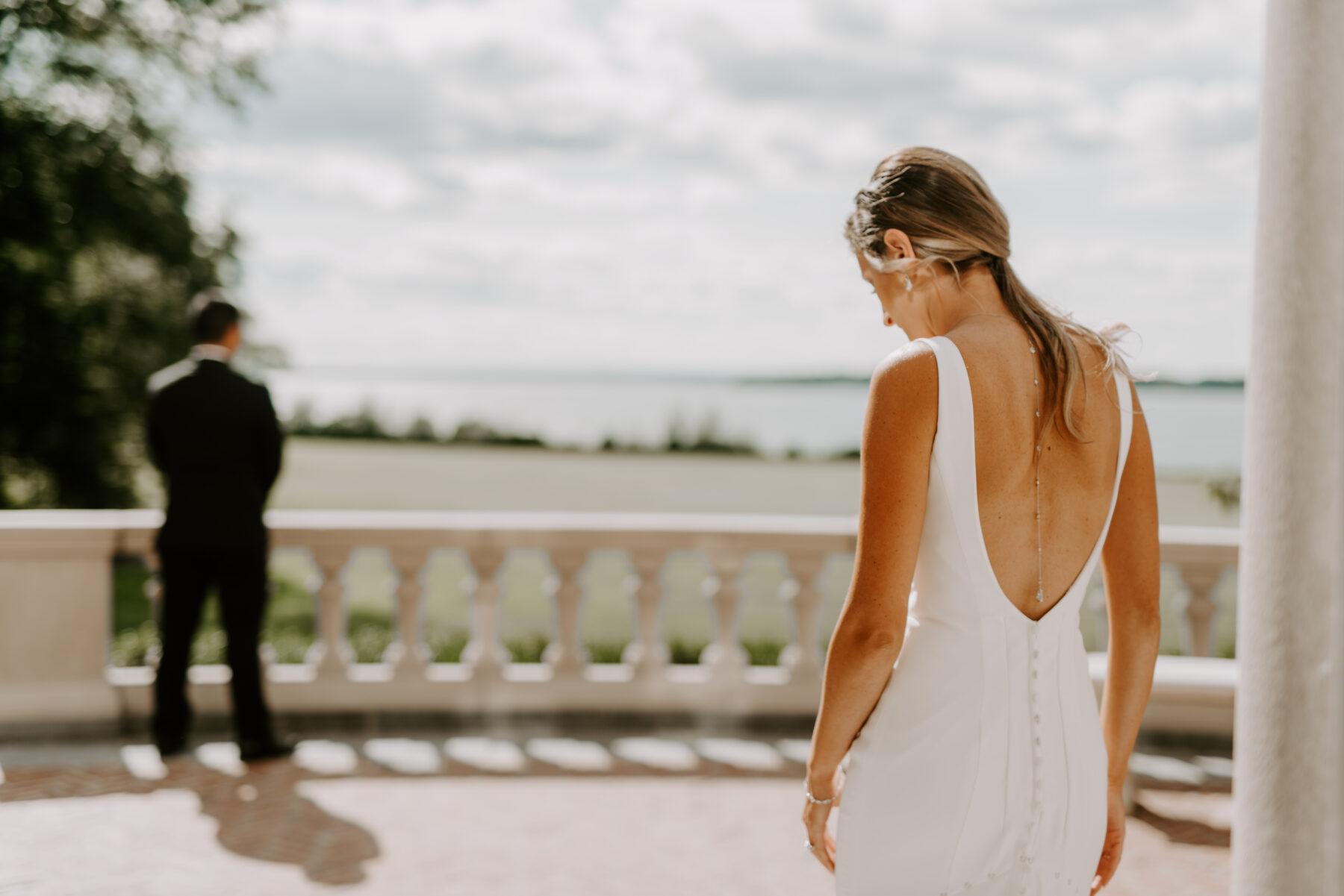 Blithewold Wedding Miranda and Nick Blueflash Photography 22