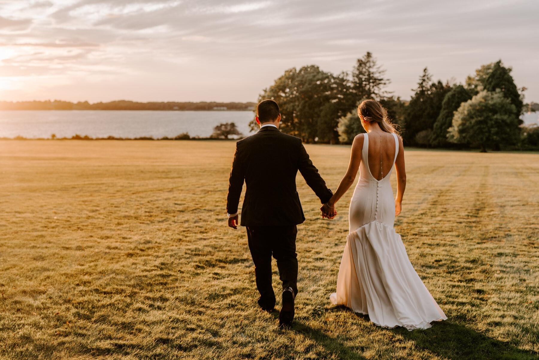 Blithewold Wedding Miranda and Nick Blueflash Photography 3
