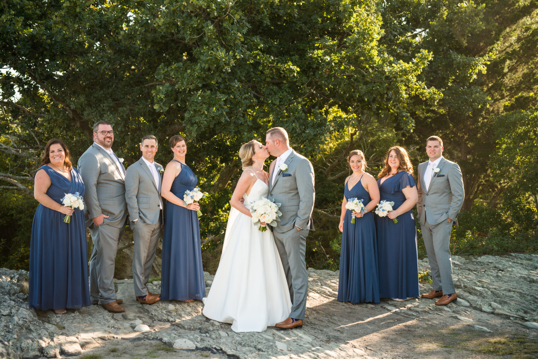 Bolhin Newport Wedding Ashley and Andre Blueflash Photography 16
