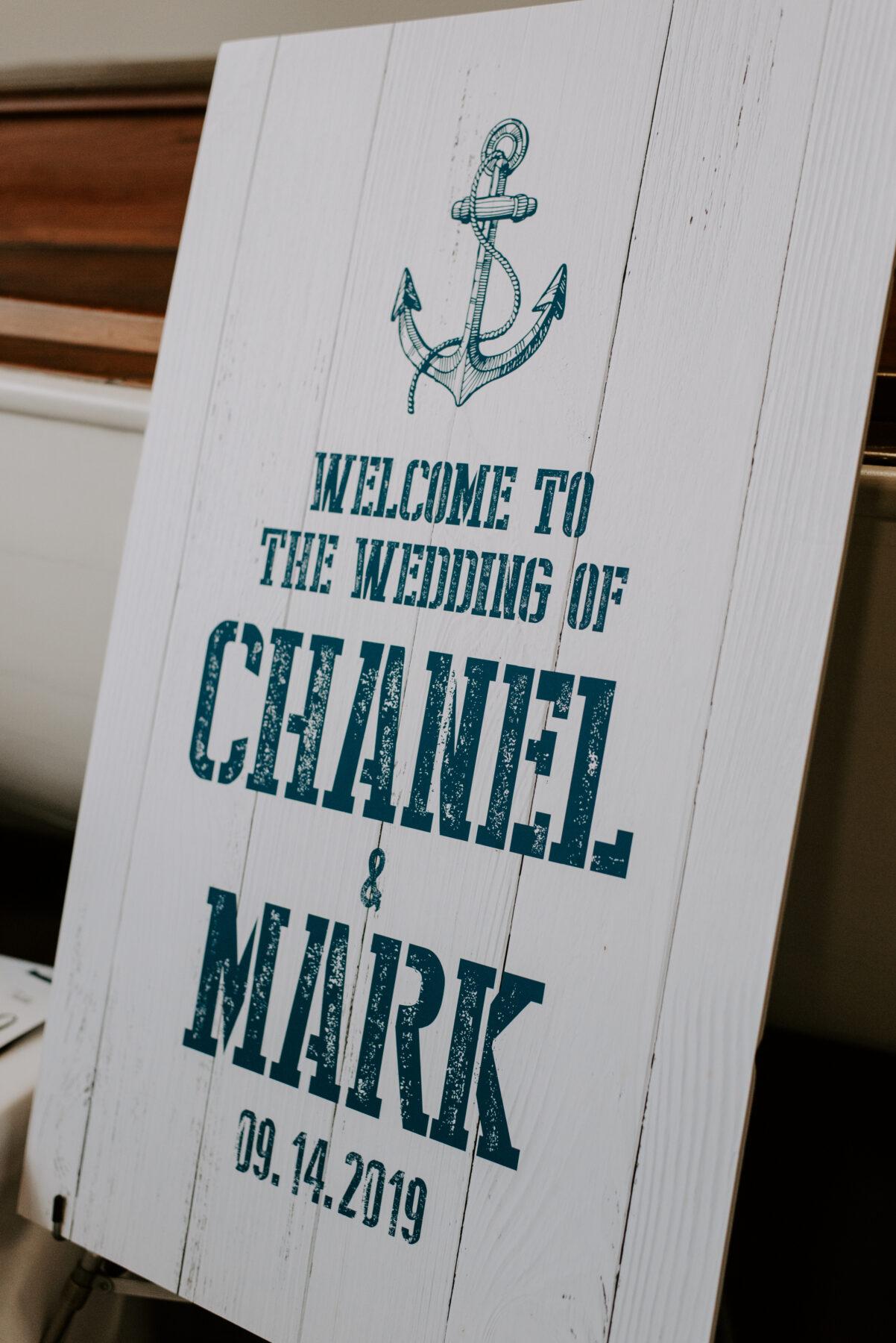 Herreshoff Museum Wedding Chanel and Mark Blueflash Photography 2