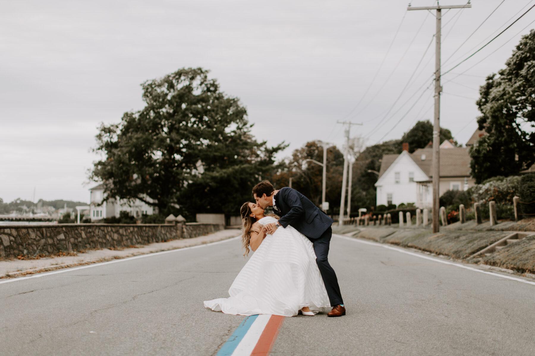 Herreshoff Museum Wedding Chanel and Mark Blueflash Photography 8