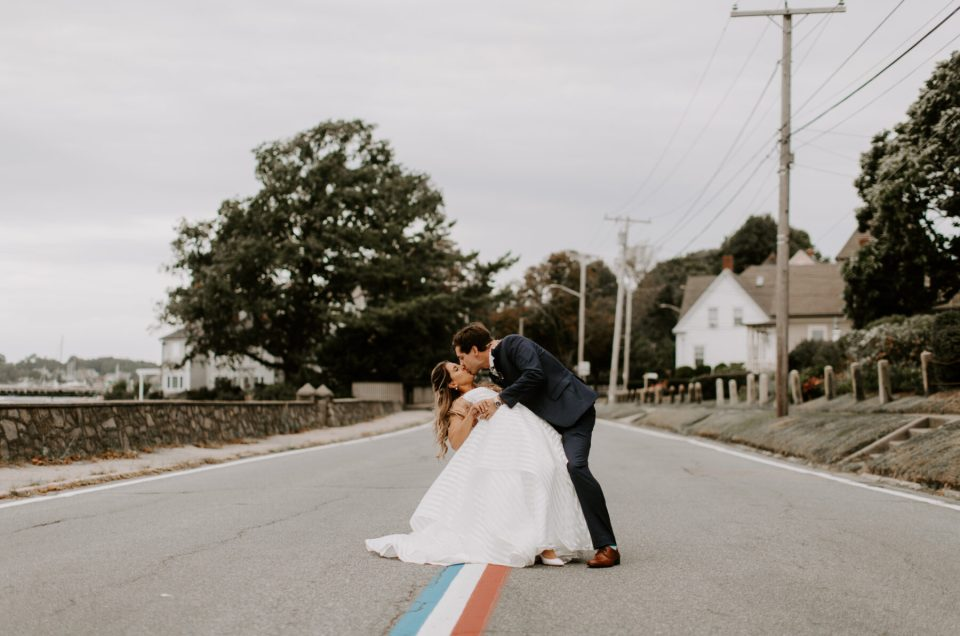 Herreshoff Museum Wedding Chanel and Mark Blueflash Photography 8