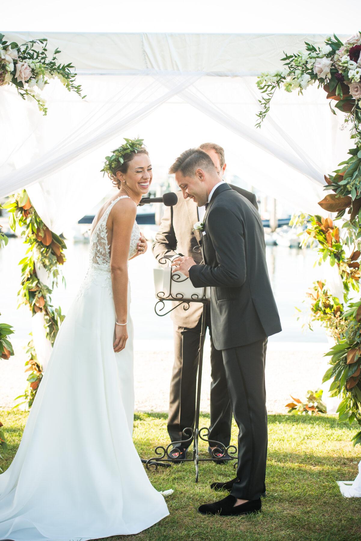 New York Yacht Club Wedding Mikayla and Josh Blueflash Photography 8