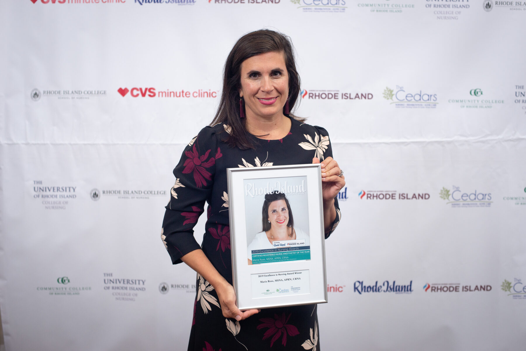 Rhode Island Monthly Excellence in Nursing Awards 2019 Kirkbrae Country Club Blueflash Photography 15