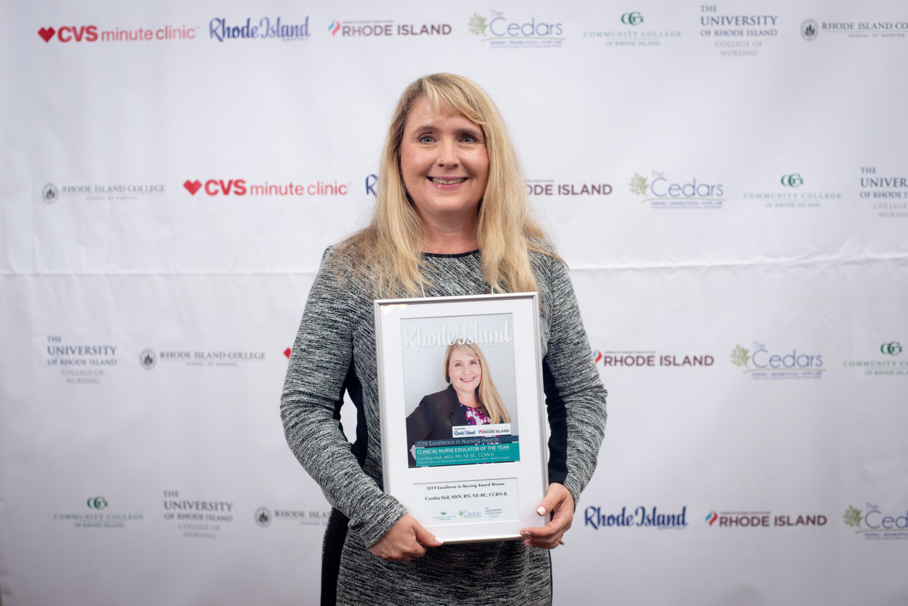 Rhode Island Monthly Excellence in Nursing Awards 2019 Kirkbrae Country Club Blueflash Photography 9