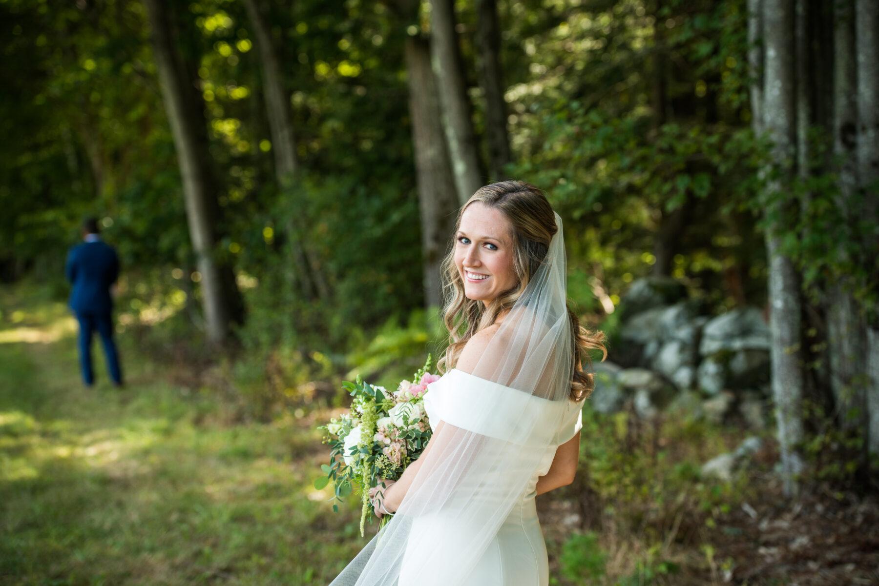 Valley View Farm Haydenville Wedding Kristin and David Blueflash Photography 22