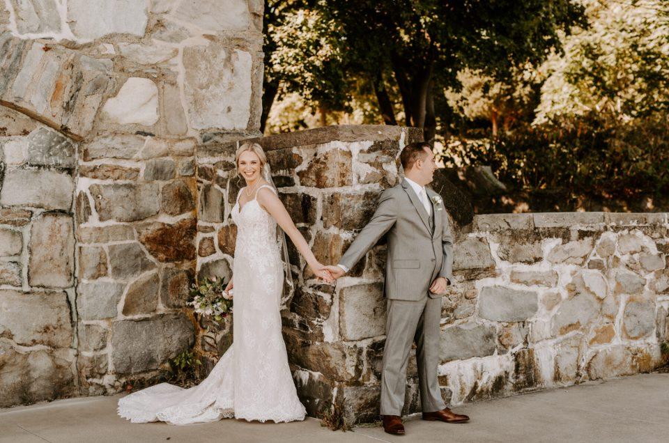 Jess and Bill | Aldrich Mansion Wedding