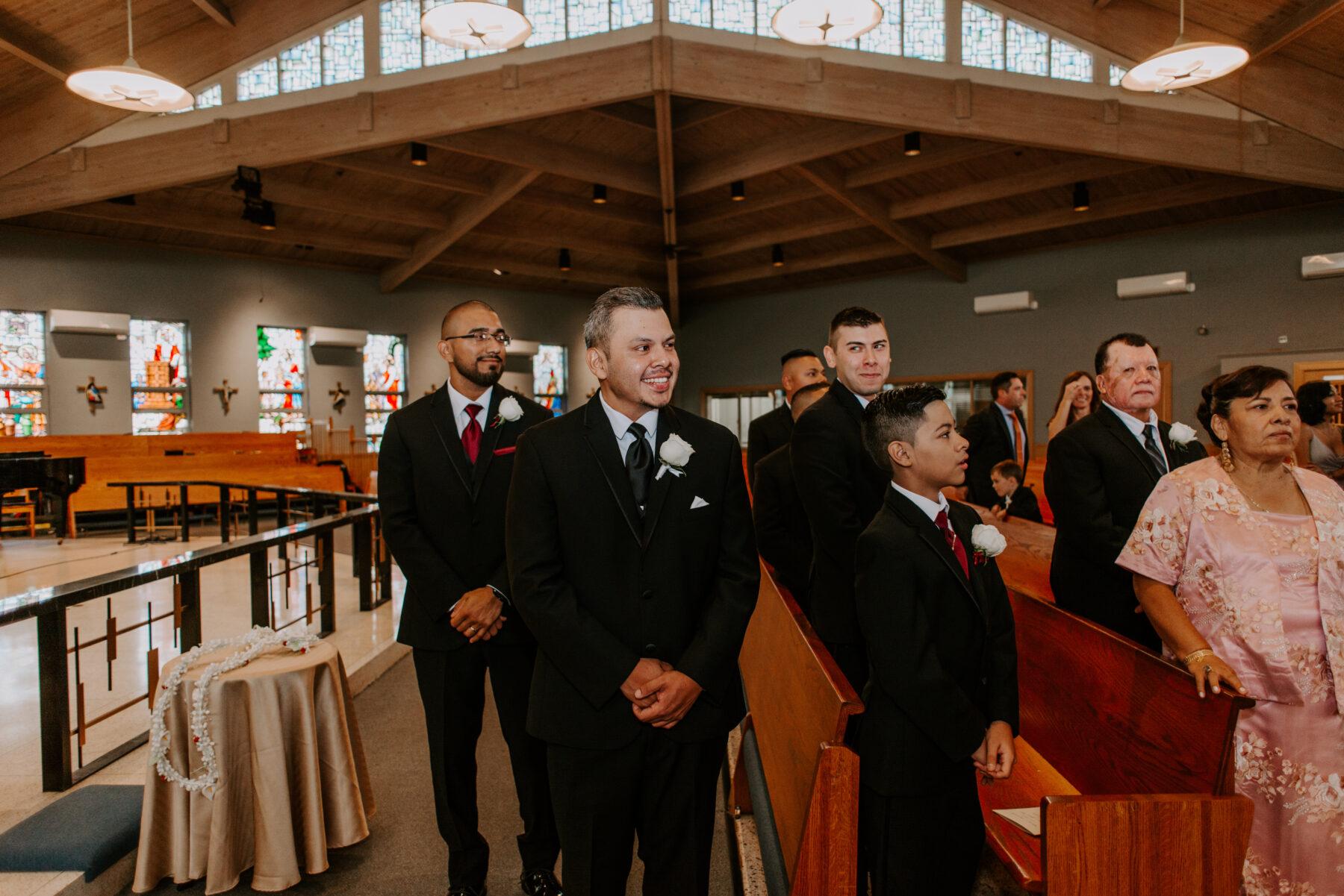 Harbor Lights Wedding Christine and Pedro Blueflash Photography 20