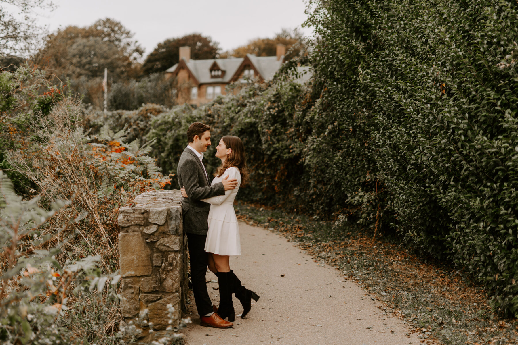 Newport Engagement Kaitlyn and Mack Blueflash Photography 8 1