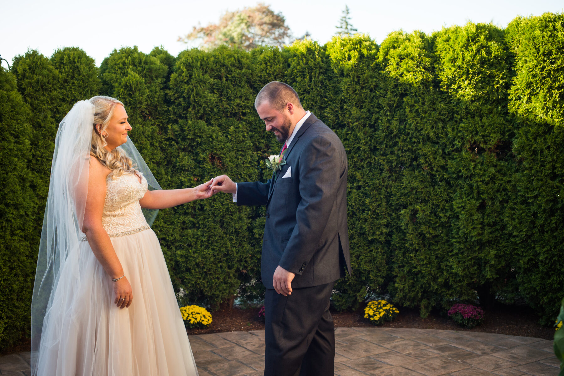 The Villa Wedding Kim and Steve Blueflash Photography 18