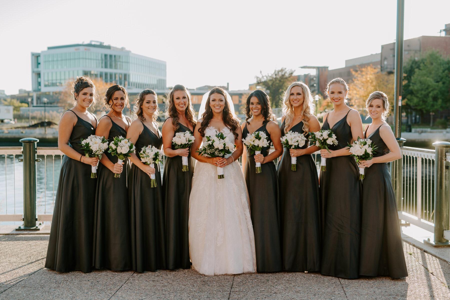 Graduate Providence Wedding Alexandria and Mike Blueflash Photography 11