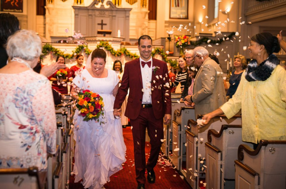 Lucy and Jamie | Beneficent Church Providence Wedding