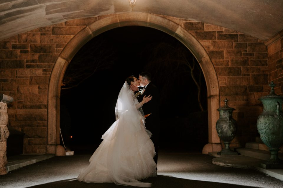 Danielle and Scott | Oceancliff Newport Wedding