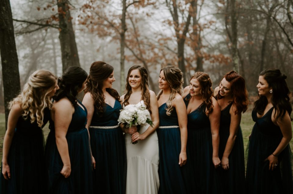Leah and Nick | Providence Public Library Wedding