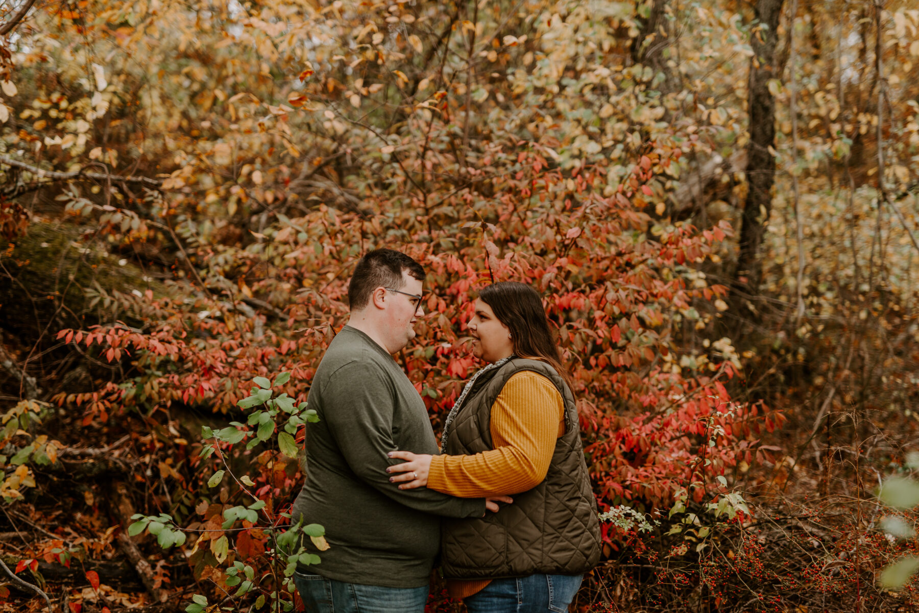 Roger Williams Park Providence Engagement Louann and Mike Blueflash Photography 8