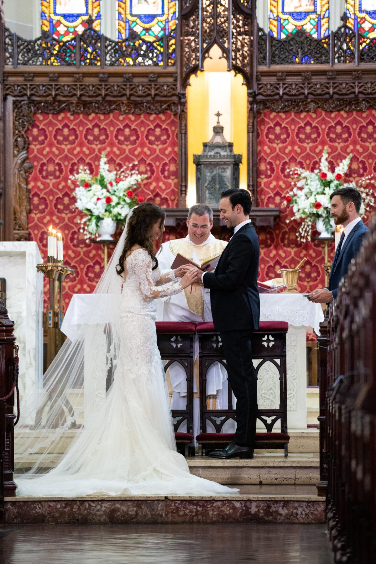 Ochre Court Newport Wedding Jaimie and Mark Blueflash Photography 7